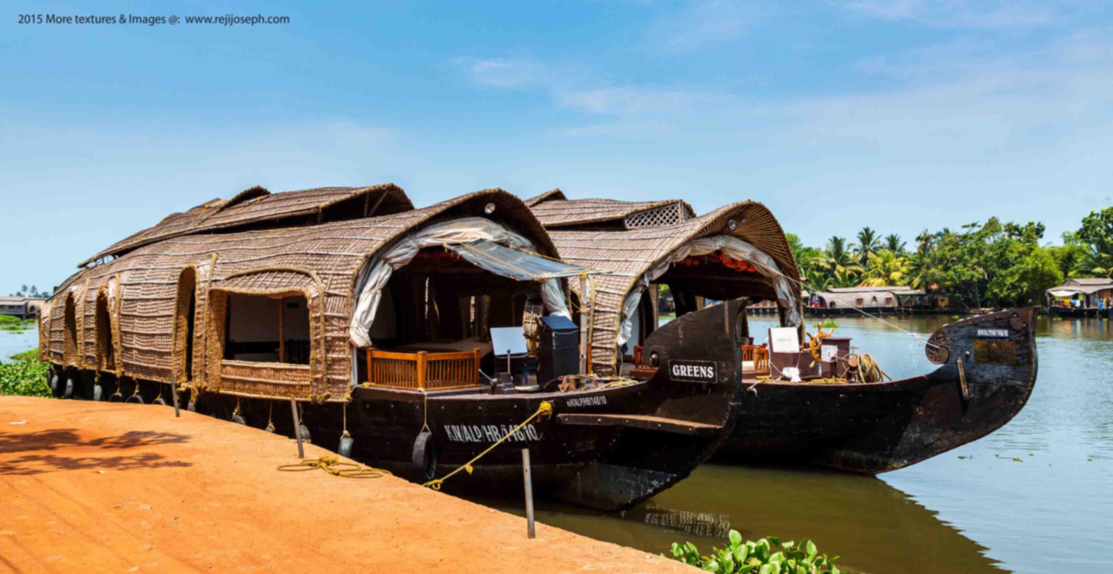 House boat Kerala 00003