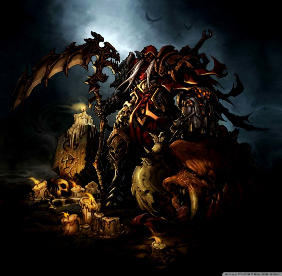 Darksiders 2 Wallpaper For Android Wallpapers Base