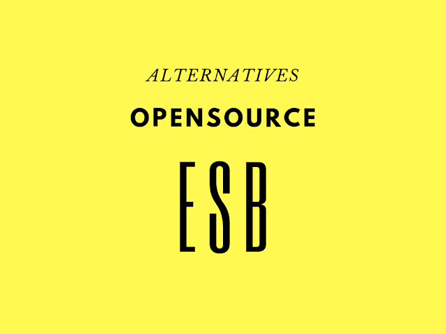 List of best Open Source ESB  Enterprise Service Bus options