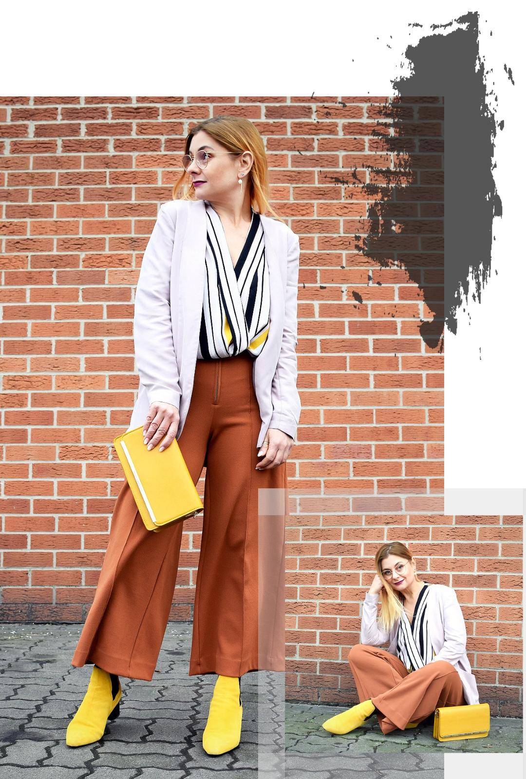 Colorblocking Outfit, Modeblog für Ü40 Frauen
