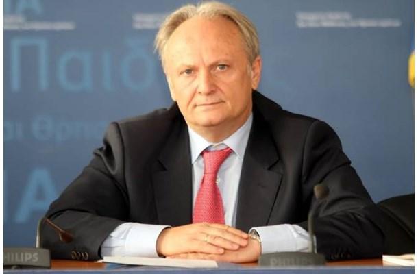 Απάντηση του Υπουργού  Αγροτικής Ανάπτυξης στον Ανδριανό για την επέκταση του Αναβάλου