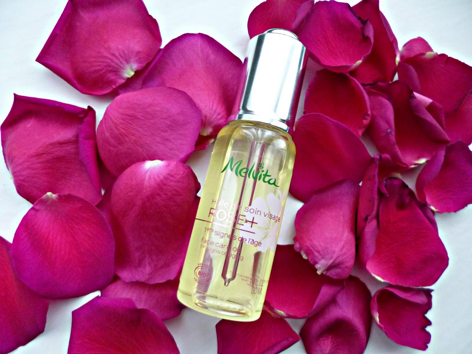 Melvita Rose+ Face care oil