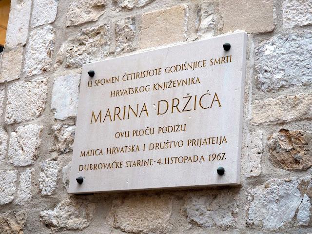Marin Drizc House, Dubrovnik, Croatia