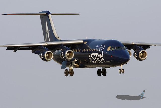 Και η Astra Airlines,ξεκινάει πτήσεις από το