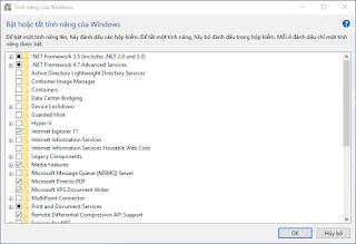 Cách gỡ bỏ tính năng mặc định của Windows 10 vĩnh viễn
