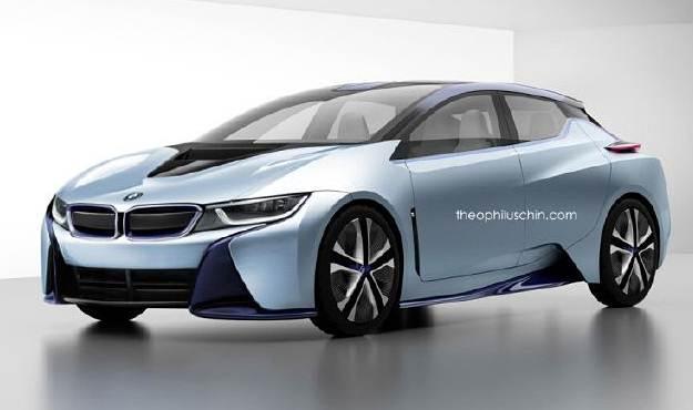 2020 BMW i6 Crossover