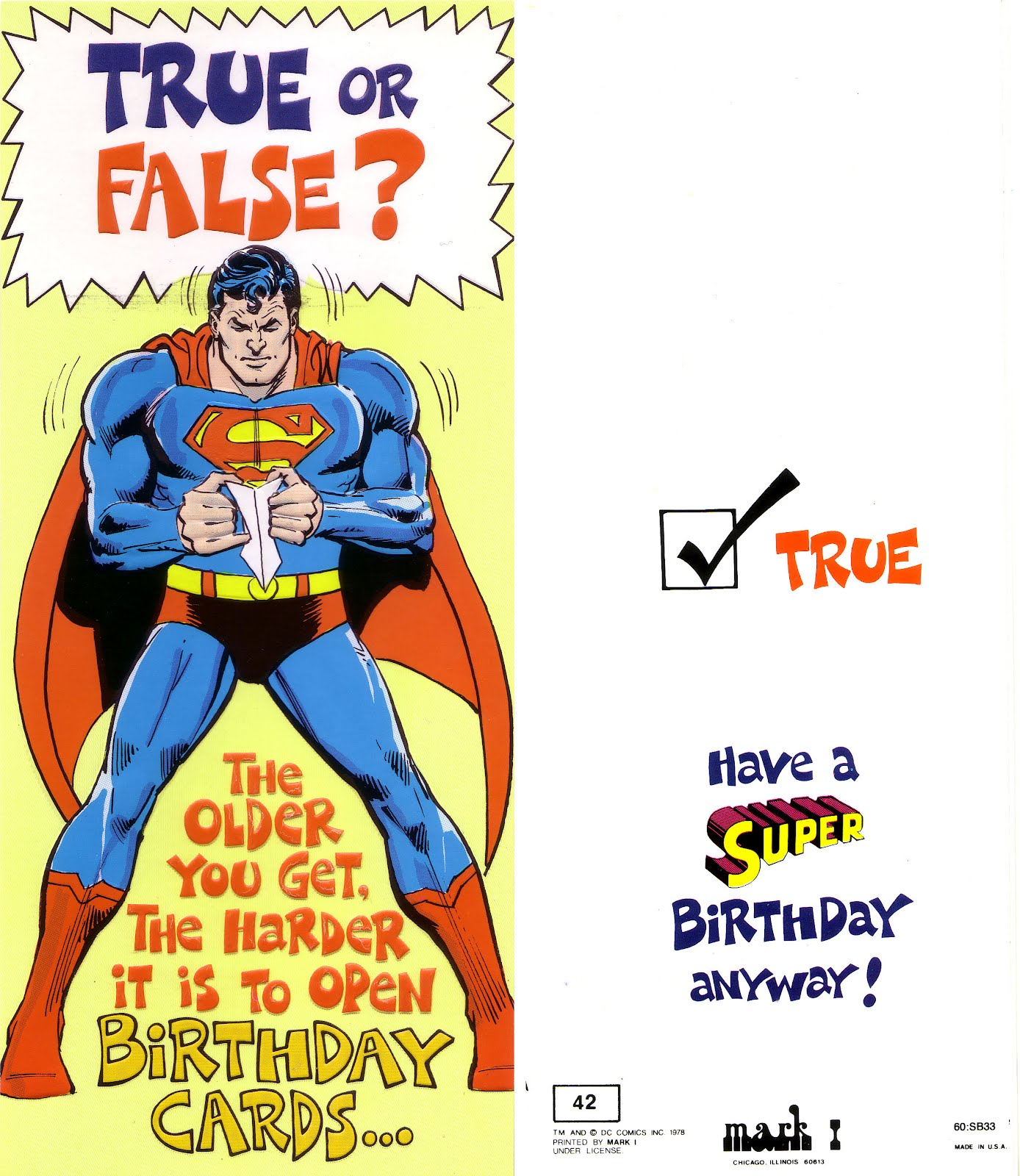 Adult Superhero Happy Birthday Quotes. QuotesGram