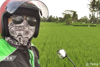 Driver Gojek Salah Ambil Penumpang