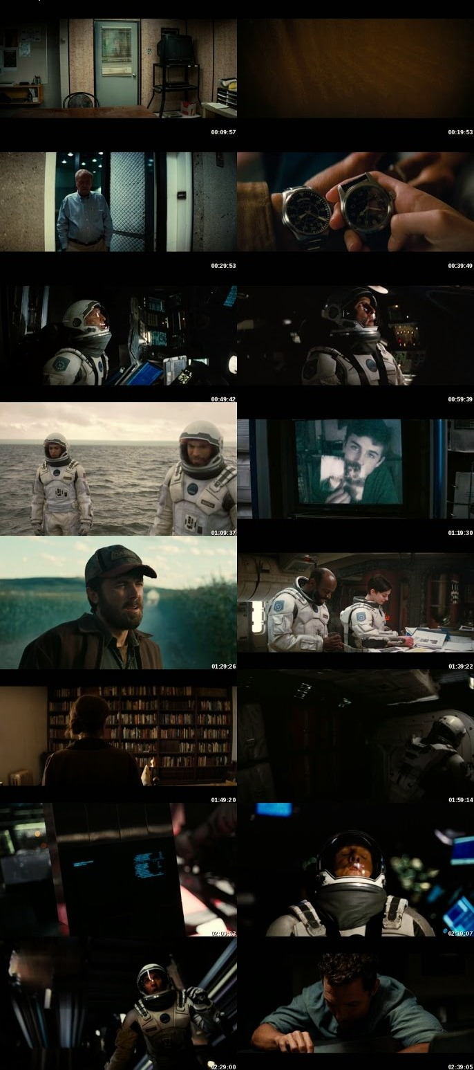 Interstellar 2014 Dual Audio