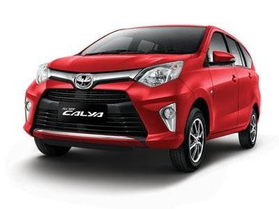 Spesifikasi Toyota Calya Terbaru