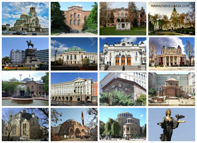 Qué ver en Sofía Bulgaria turismo