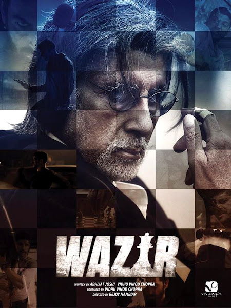 Wazir (2016) Movie Poster