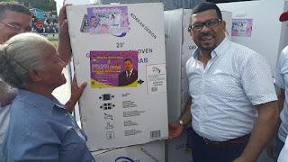 DIPUTADO MANUEL SANCHEZ (ALEXIS) CELEBRA EN GRANDE DIA DE LAS MADRES