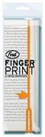 freds fingerprint bookmark