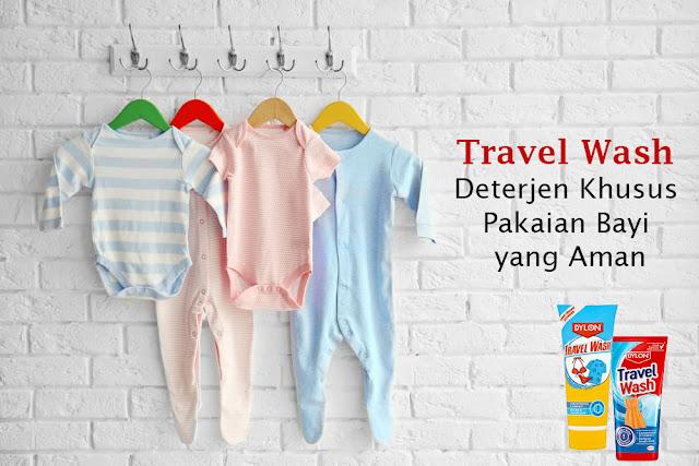 Deterjen Khusus Pakaian Bayi yang Aman