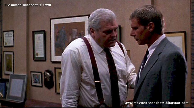 Presumed Innocent 1990 Cast - Presumed Innocent (1990) starring