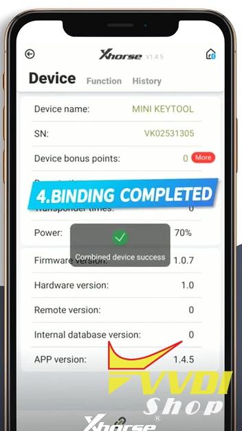 bind-vvdi-tools-on-xhorse-app-10