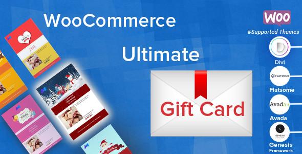 WooCommerce Ultimate Gift Card v2.4.3