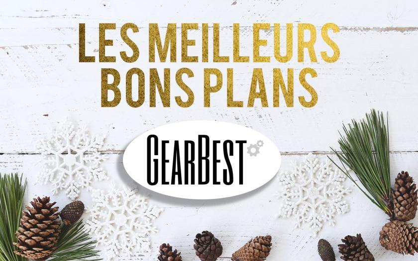 Bons plans et promos GearBest : les meilleures offres pour Noël 2018