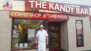 Kandy Bar Bakery Scotch Pie Review