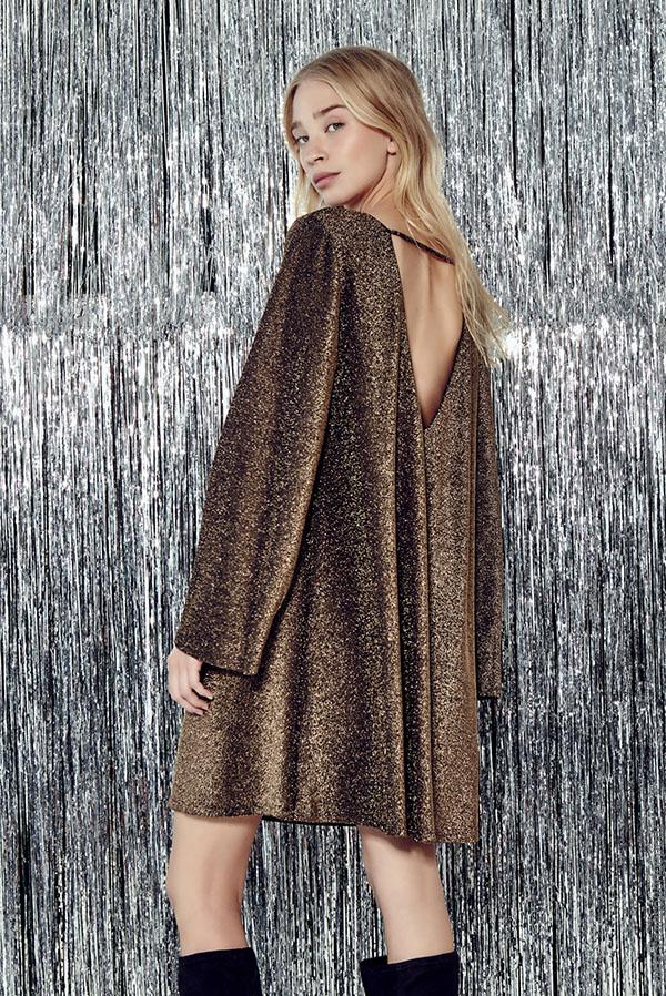 Moda para mujer vestidos invierno 2018 ropa de moda.