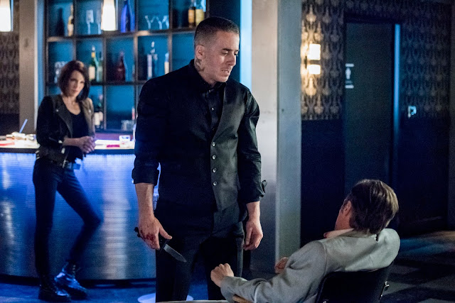 "ARROW   Recensione 6x19 ""The Dragon"""