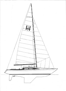 S/y Miss Bluebell: H-Star teknisiä tietoja