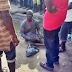 Beggar arrested after he was caught with Guns in Lagos