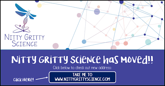 Nitty Gritty Science has a new location...