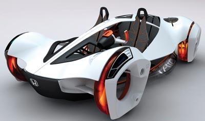 mobil canggih masa depan