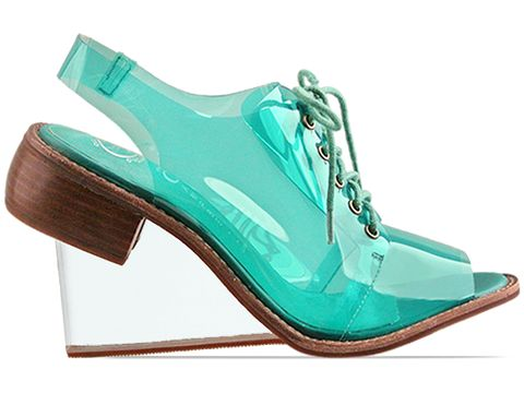 Sammi Jackson Floating Shoes