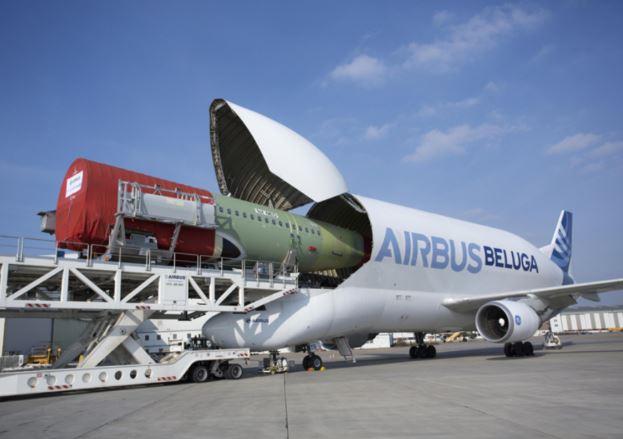 Airbus Beluga capacity