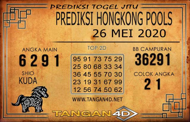 PREDIKSI TOGEL HONGKONG TANGAN4D 26 MEI 2020