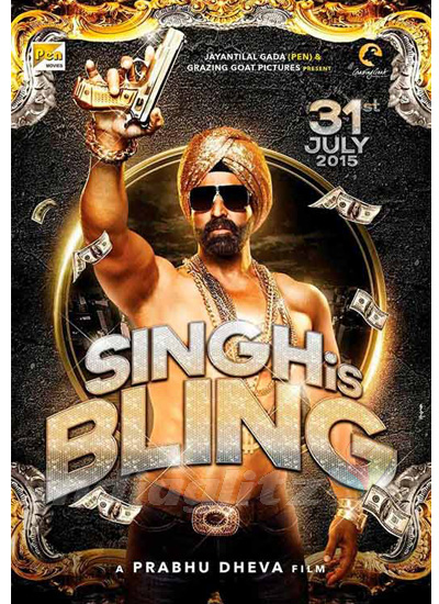 Singh Is Bliing 2015 Bollywood Movie