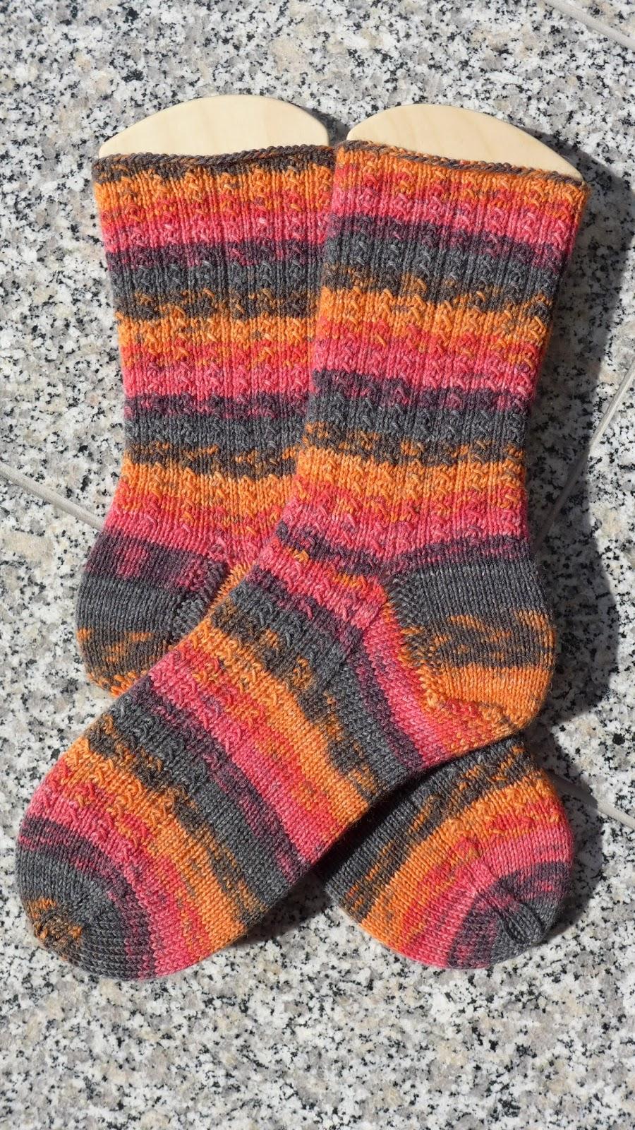 Raupensocken Knitting Socks Knitting Patterns Knitting