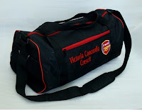 Tas Travel Bag Arsenal