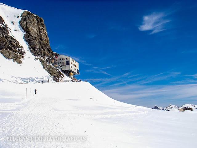 Montanha Jungfrau - Suíça