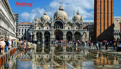 Traveling Venice