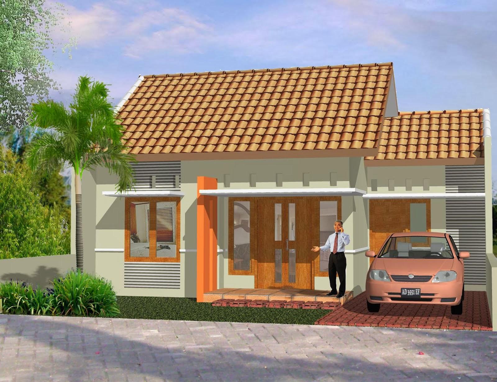 61 Desain Rumah Minimalis Yang Hemat Biaya