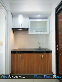 Model kitchenset baru