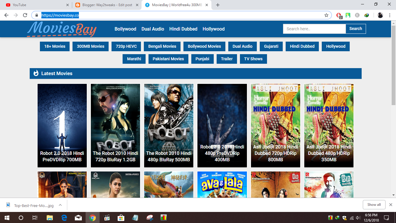 How To Download Hd Movies Free
