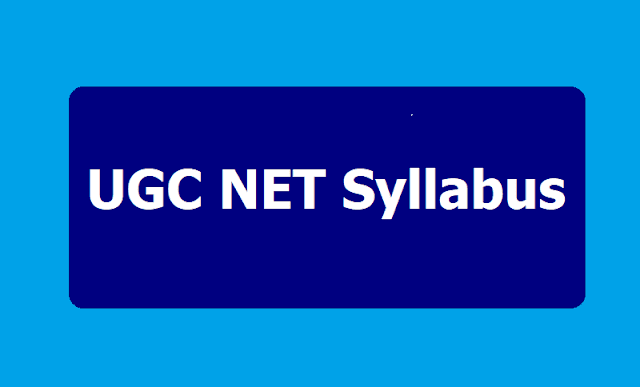 UGC NET Updated Syllabus, Exam Pattern