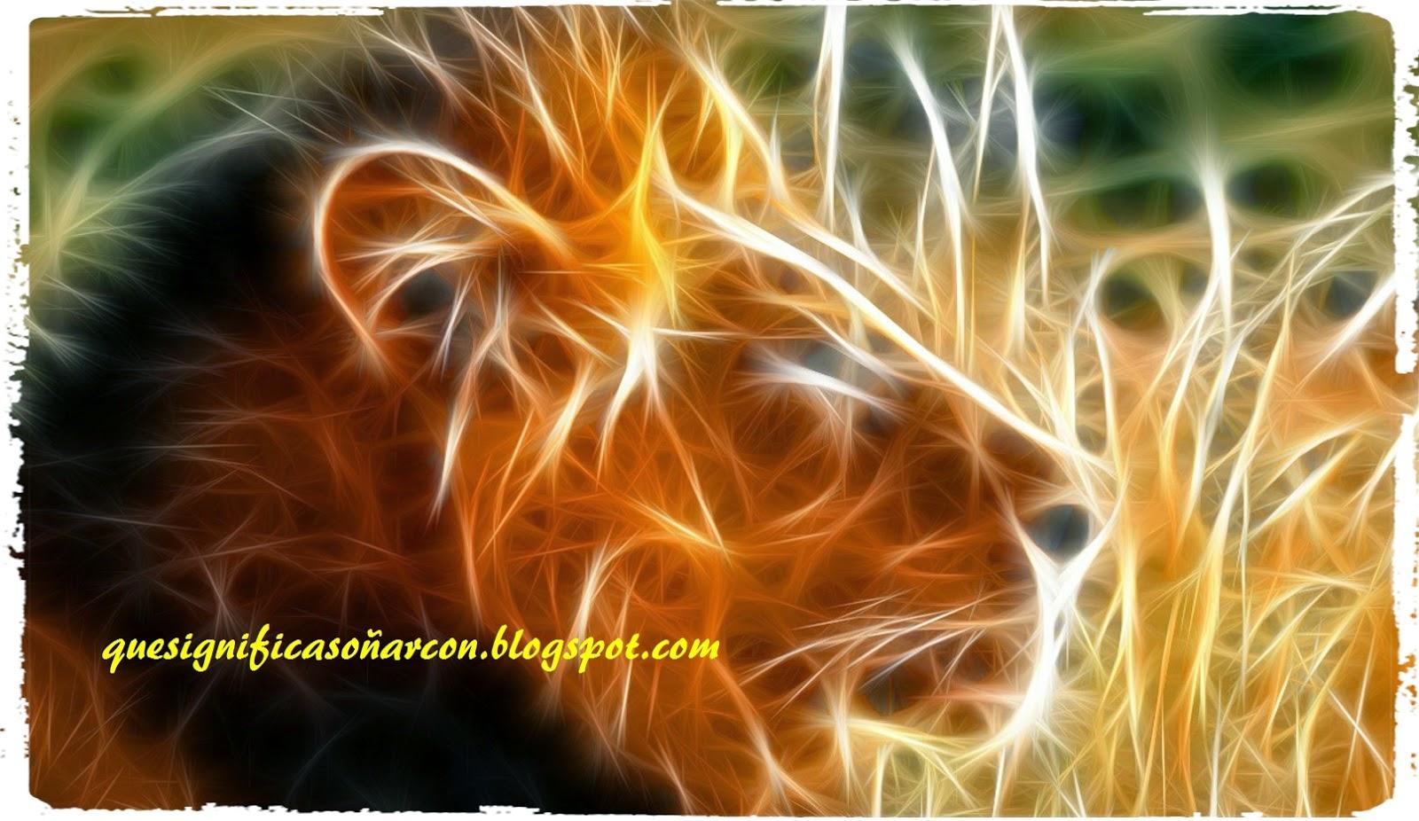 porque soñamos con leones