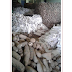 See photos of tubers of yam being packaged for exportation