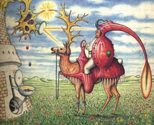 Misteri Manuskrip Kuno Codex of Seraphinianus