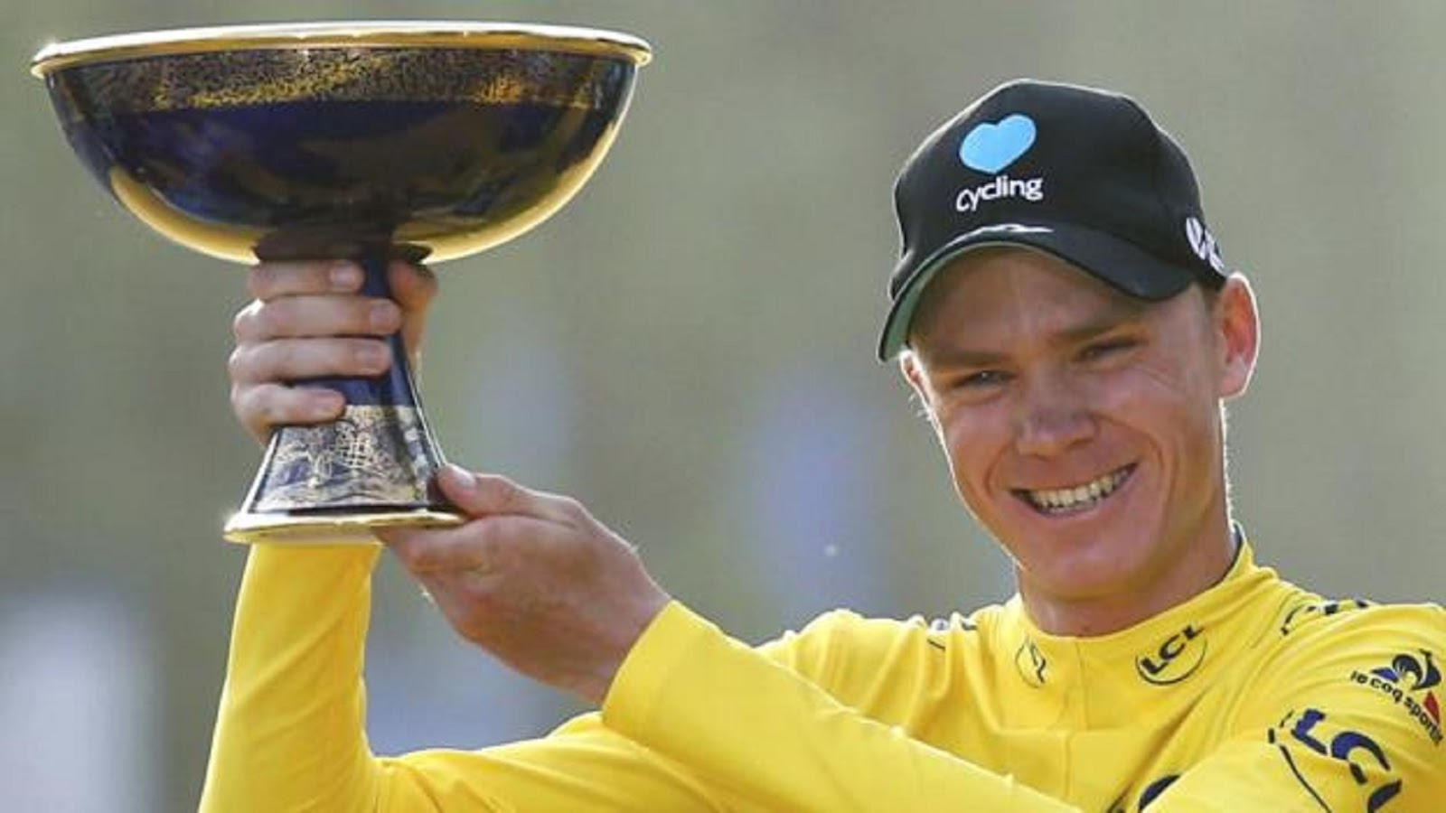 CHRIS FROOME B