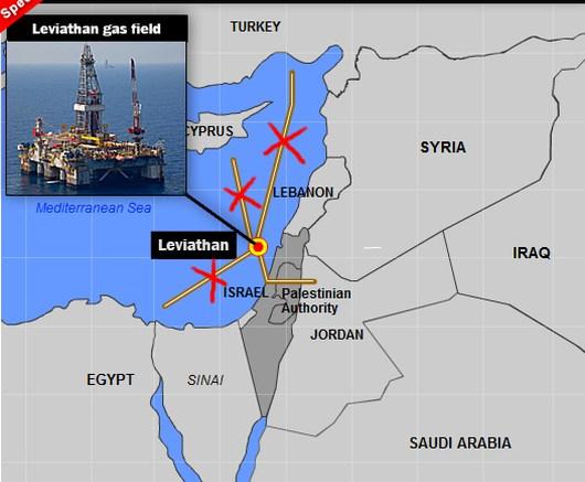 Στον αέρα τα σχέδια για αγωγό από το Ισραήλ στην Τουρκία