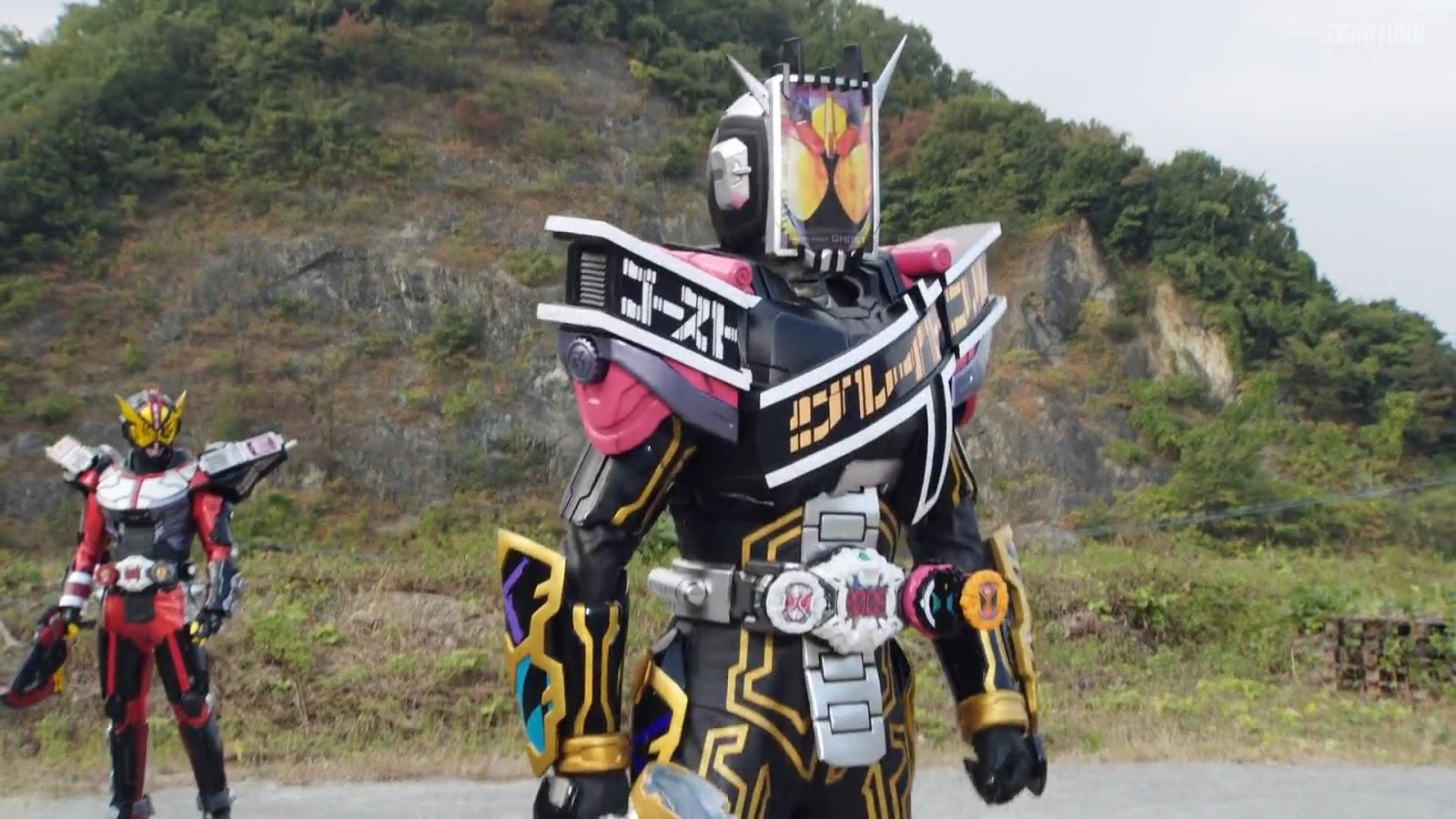 Kamen Rider Zi O Episode 14 – Fondos de Pantalla