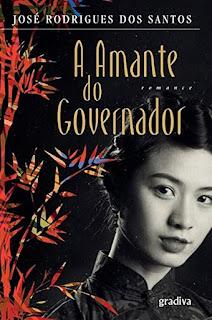 Opinião do novo romance de José Rodrigues dos Santos, a Amante do Governador, publicado pela Gradiva, no nosso blogue Clube de Leituras