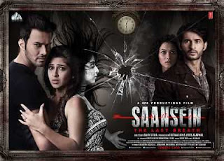 Saansein (2016) 300mb Download DesiPre DvDRip
